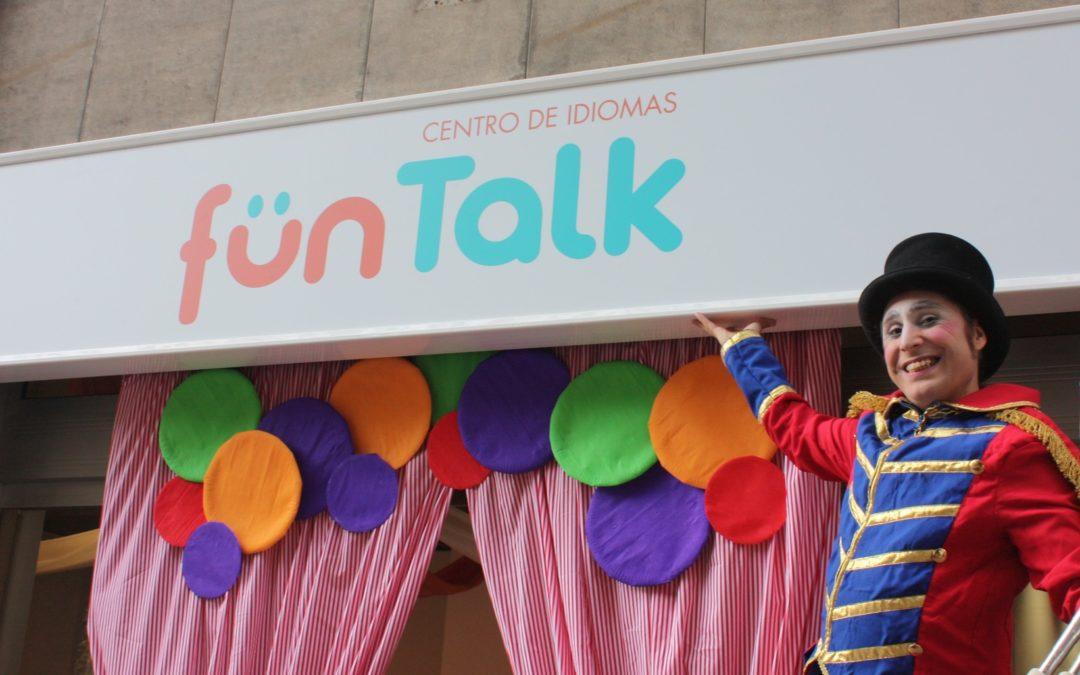 La Inauguración de FunTalk