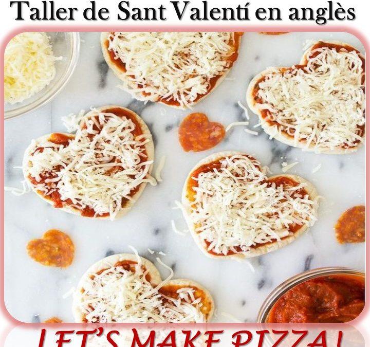 Taller de Sant Valentí en anglès