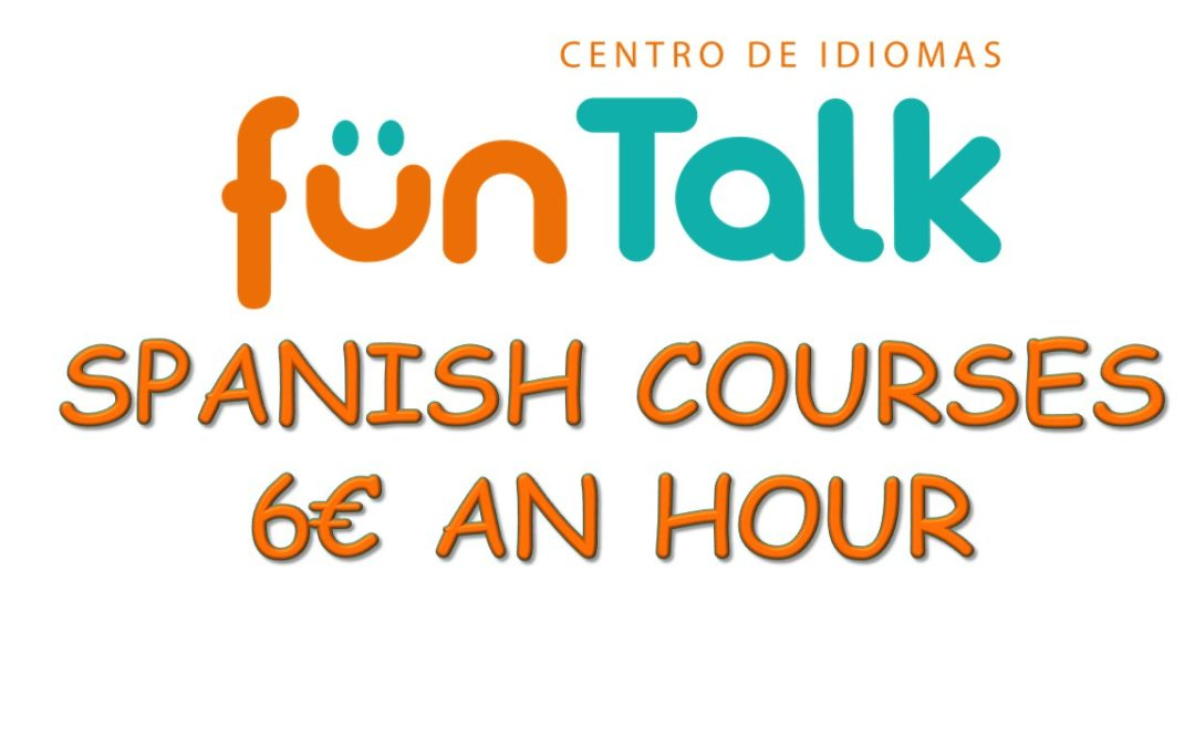 Spanish Courses from 36€ per month
